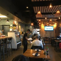 Photo taken at Saima Thai & Sushi by aaronpk on 2/10/2018