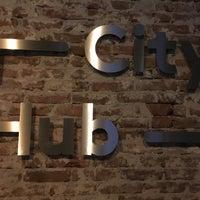 Photo taken at CityHub by aaronpk on 6/19/2017