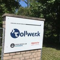 Photo taken at tollwerk by aaronpk on 5/18/2017