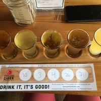 Photo taken at Portland Cider House by aaronpk on 8/12/2017