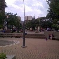 Foto tomada en Parque Santander por Andres J. el 7/10/2013