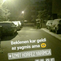 Photo taken at İşe Giden Yol by Hasan A. on 1/7/2017