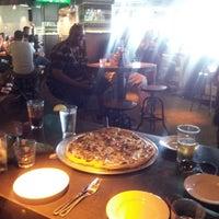 Photo taken at Bombshells Restaurant & Bar by Christopher F. on 9/14/2013