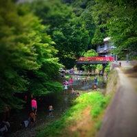 Photo taken at 猪野川 by 244f on 7/23/2013