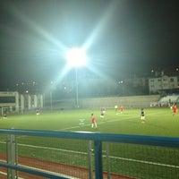 Photo taken at Adapazarı Belediye Spor Kompleksi by Selin A. on 8/22/2013