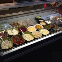 Photo taken at Basil Ica Salad and Pancake Bar by Arpad Z. on 6/5/2014