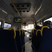 Photo taken at 270. minibuss | Imanta - Pļavnieki by Kristaps L. on 4/17/2016