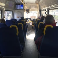 Photo taken at 270. minibuss | Imanta - Pļavnieki by Kristaps L. on 4/2/2016