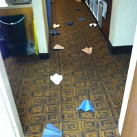 Photo taken at Holiday Inn Express Tiffin by Stephanie L. on 6/22/2013