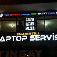 Photo taken at Genelteknik bilgisayar by Seçkin K. on 12/26/2016