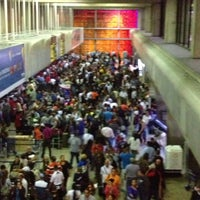 7/20/2013 tarihinde Le Pamm P.ziyaretçi tarafından Terminal Nacional'de çekilen fotoğraf