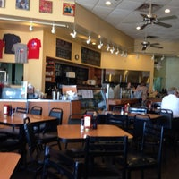 Photo taken at Yogi's Deli and Grill by Rafael C. on 3/18/2014