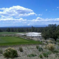 Photo taken at Brasada Ranch Golf Course by Brian R. on 5/4/2013