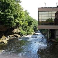 Photo taken at Sheraton Suites Akron/Cuyahoga Falls by Eren Kagan N. on 7/5/2013