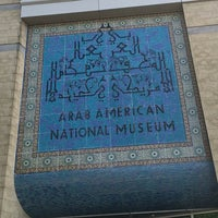 Photo taken at Arab American National Museum by Ashley G. on 9/25/2016