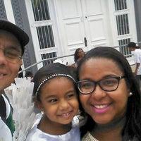 Photo taken at Círio das Crianças by Marcio P. on 10/16/2016
