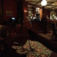 Photo taken at Bar American by Rosalinda M. on 9/1/2013