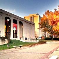 Photo taken at Sheldon Museum of Art by Garrett M. on 10/30/2012