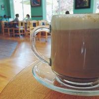 Photo taken at Sidamo Coffee & Tea by Sonia S. on 7/8/2014