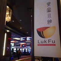Photo taken at Luk Fu by Sonia S. on 6/30/2014