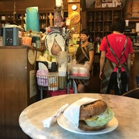 Photo taken at 魚羊鮮豆 Mellow Quaffable Coffee Shop by Sonia S. on 7/15/2017