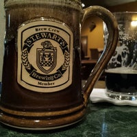 Photo taken at Stewart's Brewing Company by Ashley F. on 9/17/2013