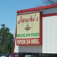 Photo taken at Pancho's Mexican Restaurant by Rick R. on 6/26/2013
