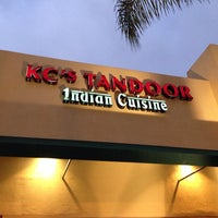 Photo taken at KC's Tandoor by djroland.com &. on 10/25/2013