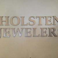 Photo taken at Holsten Jewelers by Stephen L. on 6/22/2013