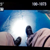 Photo taken at ESCAPE PARAGLIDING LANDING OFFICE by Marion on 10/5/2014