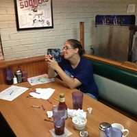 Photo taken at Mama Lou's Restaurant by Judy W. on 7/16/2013