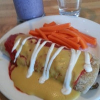 Photo taken at Vertical Diner by Cindy B. on 8/1/2014