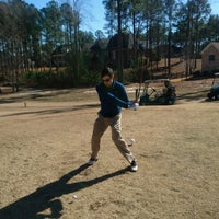 Photo taken at Anderson Creek Golf Course by Neil H. on 1/29/2017