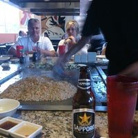 Photo taken at Shogun Japanese Steak House by Neil H. on 8/7/2013
