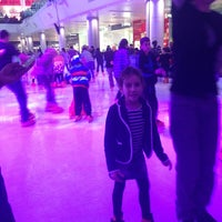 Photo taken at Westfield Ice Rink by SKYWALKERS53 . on 12/26/2012