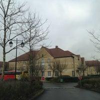 Photo taken at Kyriad À Disneyland® Paris by SKYWALKERS53 . on 12/21/2012