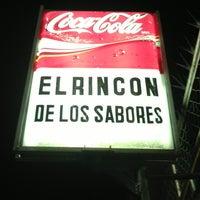 Photo taken at El Rincon De Los Sabores by Carolina H. on 7/6/2013