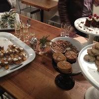 Photo taken at Batter Bakery by ashton on 12/4/2012