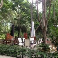 Photo taken at Banrai Jomthong Resort & Camping by Nutthachoat K. on 6/30/2013