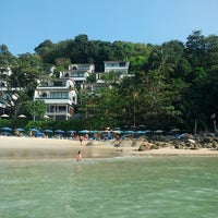Photo taken at Kata Beach Center Hotel by Kate on 3/2/2014