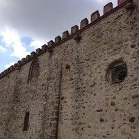 Photo taken at Monasterio De Tentudía by Tristán P. on 9/8/2013