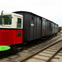Photo taken at RTM Trammuseum by Jaap Willem E. on 9/6/2014