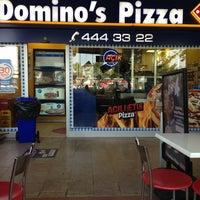 8/13/2013 tarihinde Ahmet Ş.ziyaretçi tarafından Domino's Pizza'de çekilen fotoğraf
