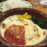 Photo taken at サイゼリヤ 神田小川町店 by Ogu_ogu on 2/17/2016