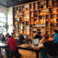 Photo taken at Toby's Estate Coffee by Simon L. on 3/16/2013