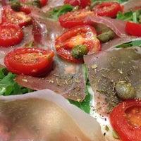 Photo taken at Pizzeria Vecchia Napoli by Simon L. on 11/15/2014