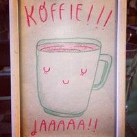 Photo taken at Koko Coffee & Design by Simon L. on 4/8/2013