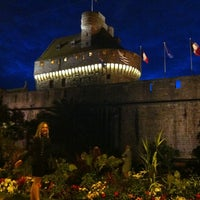 Photo taken at Intra-Muros – Centre de Saint-Malo by Guillaume G. on 7/27/2013