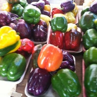 Photo taken at St. Paul Farmers' Market by The Warming House on 9/1/2013