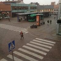 Photo taken at Botulfsplatsen (B) by Johanna M. on 6/22/2013